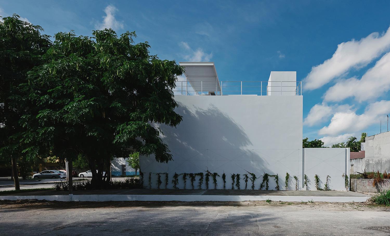 Lateral facade III Photographer: Tamara Uribe}