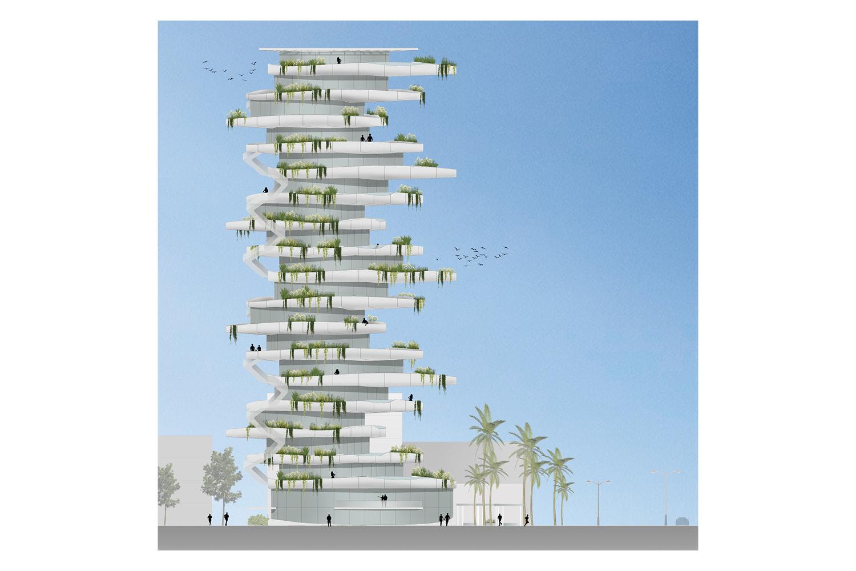 West Elevation AVA Andrea Vattovani Architecture}