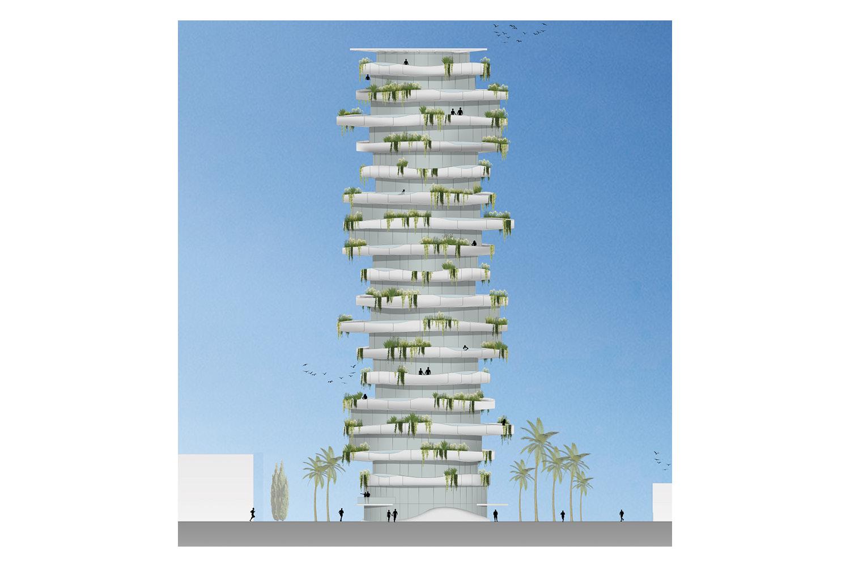 South Elevation AVA Andrea Vattovani Architecture}