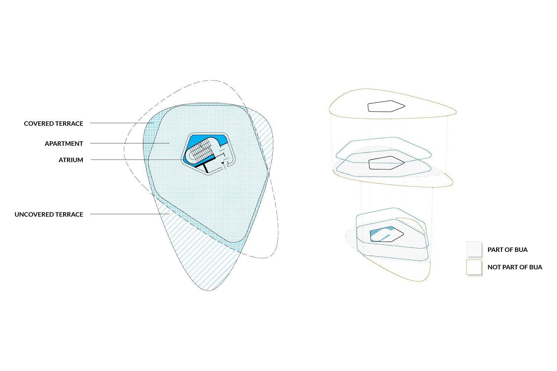 Floor Plan Diagram AVA Andrea Vattovani Architecture}