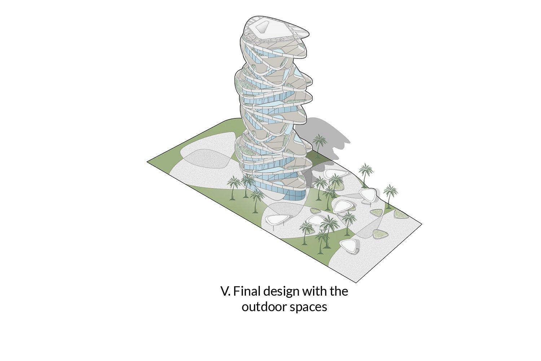 Concept Diagram AVA Andrea Vattovani Architecture