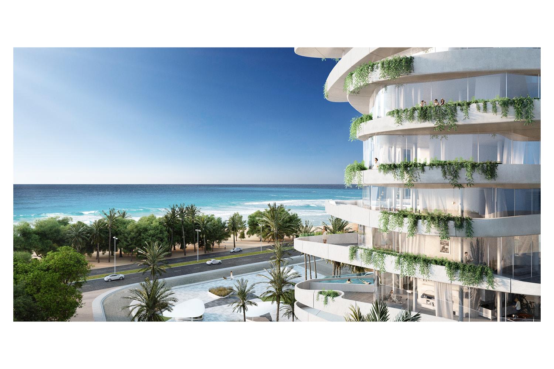 The View IDDQD, AVA Andrea Vattovani Architecture