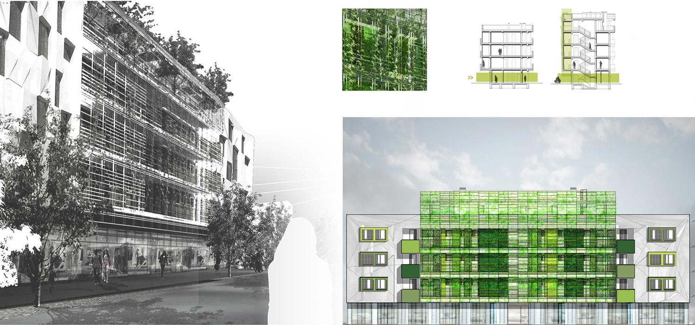 Il filtro urbano: la parte verde Tstudio}
