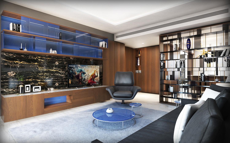 Living room Peia Associati