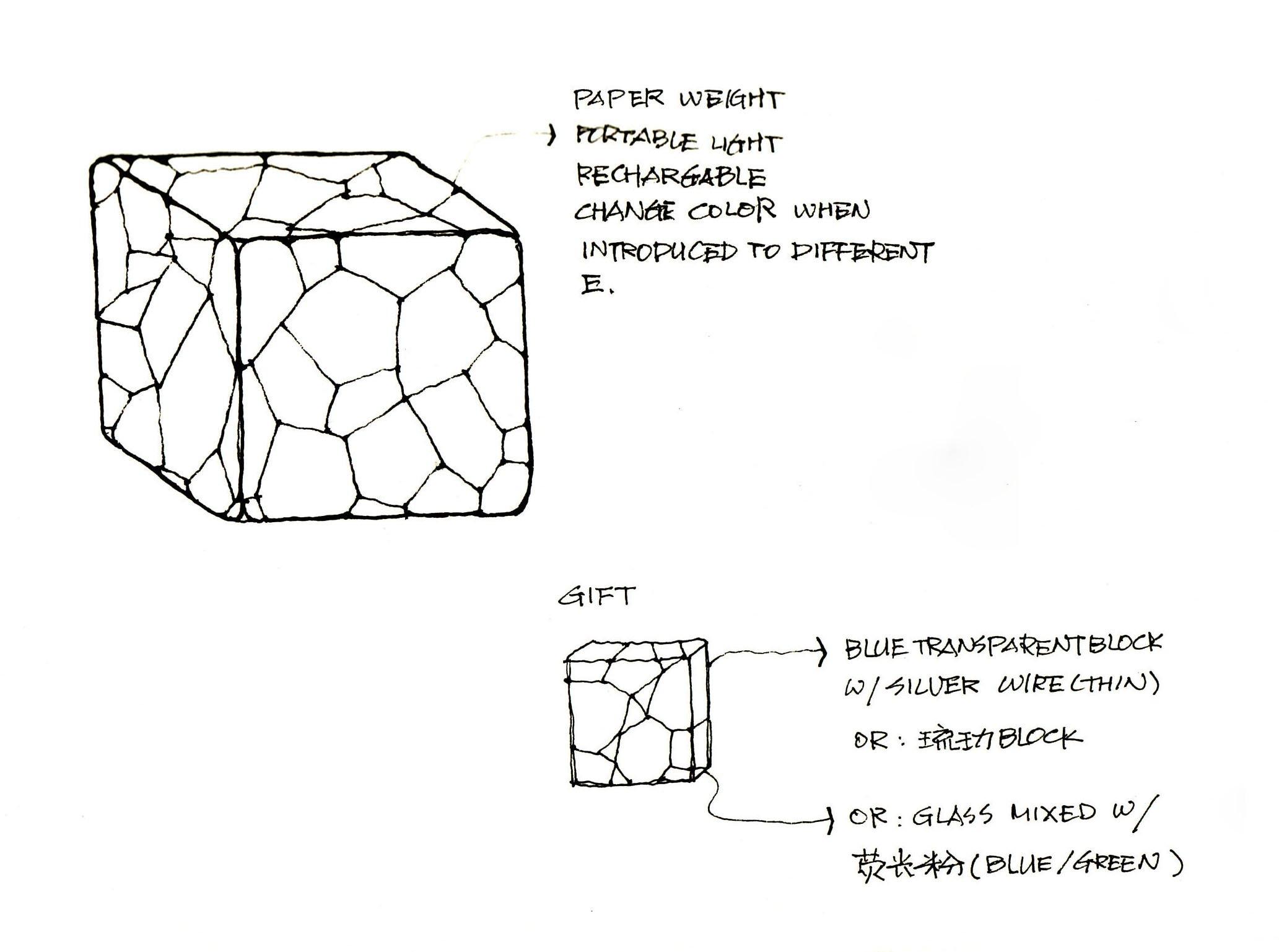 Concept sketch Studio A+}