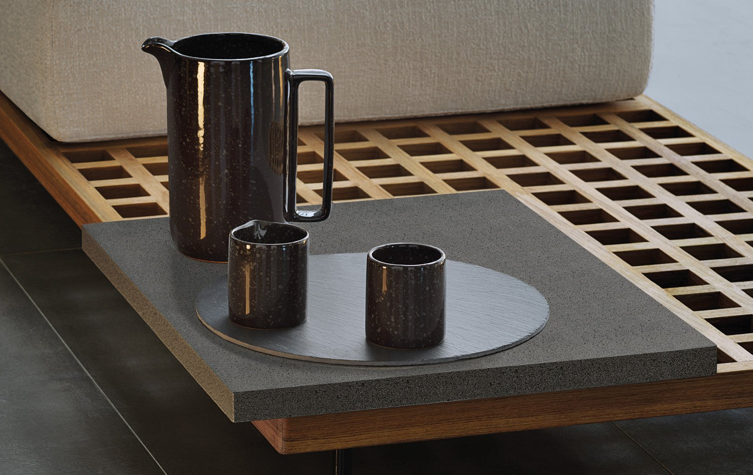 Site table Minotti