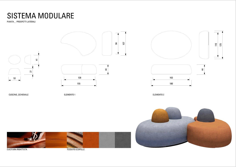 sistema modulare OIL DESIGN LAB}