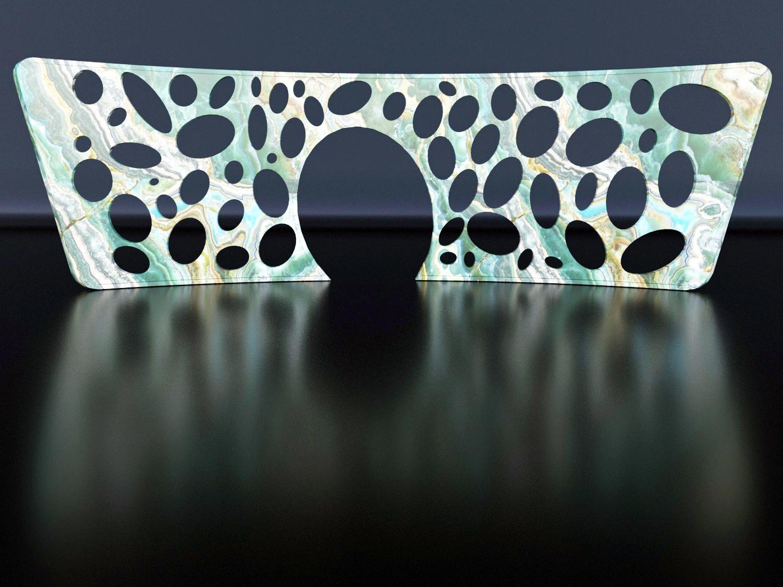 Wall in Onyx cam 2 Architetto Tommaso Di Pierro}