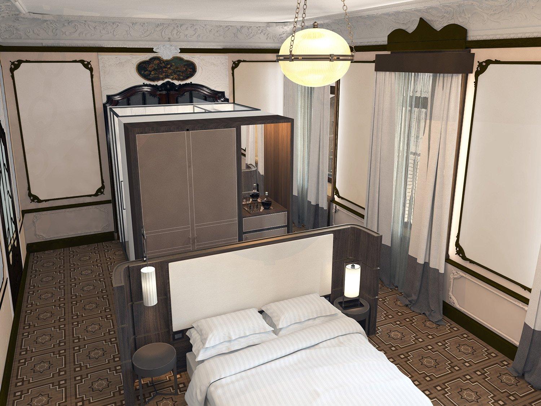 DoubleTree by Hilton_Trieste CaberlonCaroppi_render