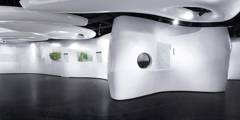 Basement floor exhibition area Xiao Yuan