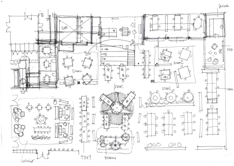 schizzo layout 1 DEGW}