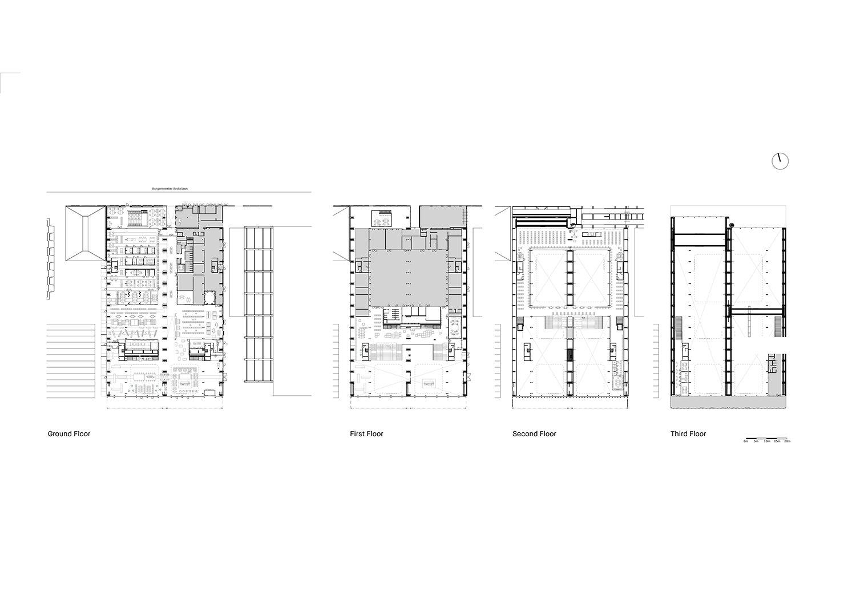 LocHal Floor Plans Mecanoo}