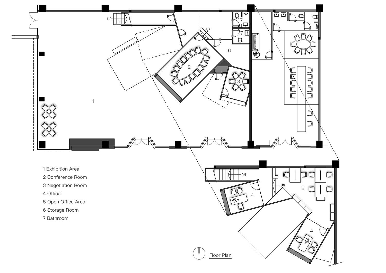 Floor Plan SPACTOR}