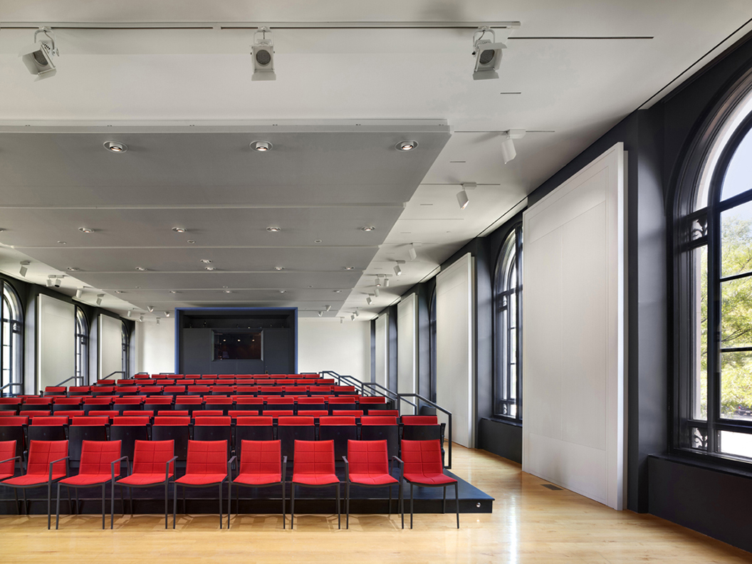 PMA - Auditorium Halkin Mason Photography