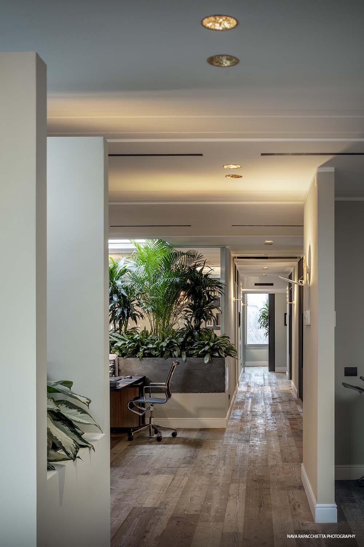 Corridoio di accesso Nava Rapacchietta Photography