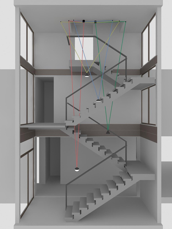 Stair Study 1 Reddymade}