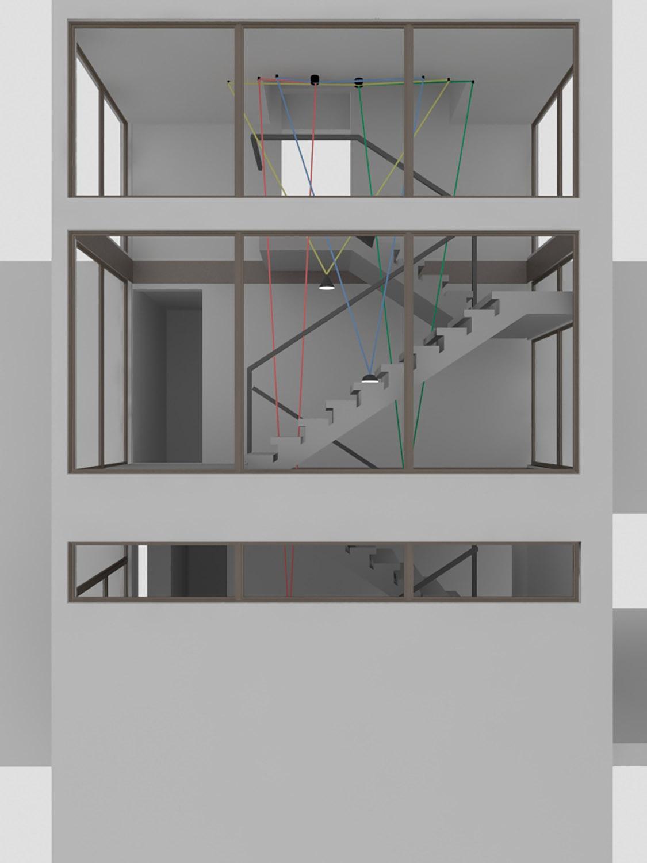 Stair Study 2 Reddymade}
