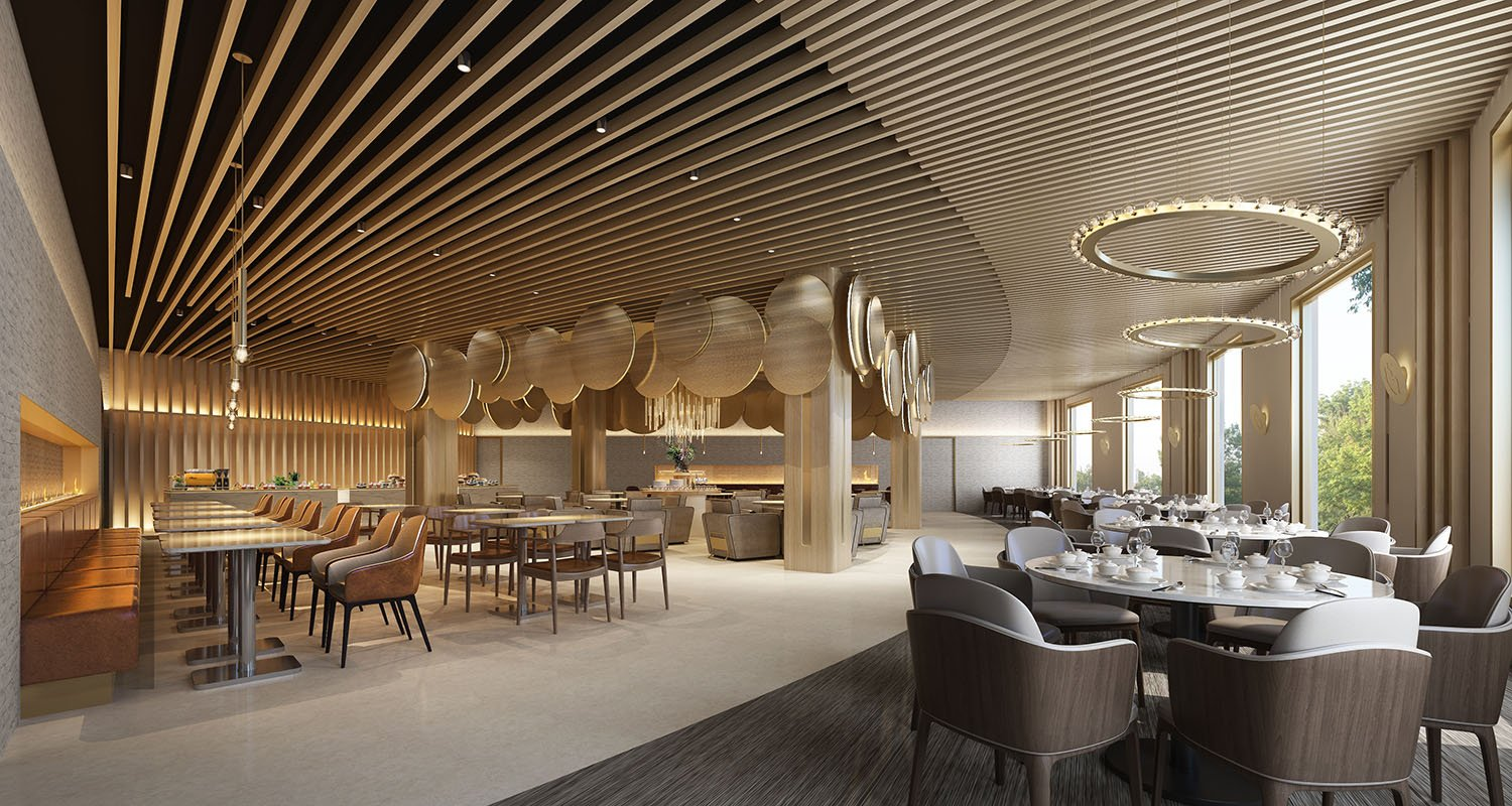 catering area: the canteen WS Architects
