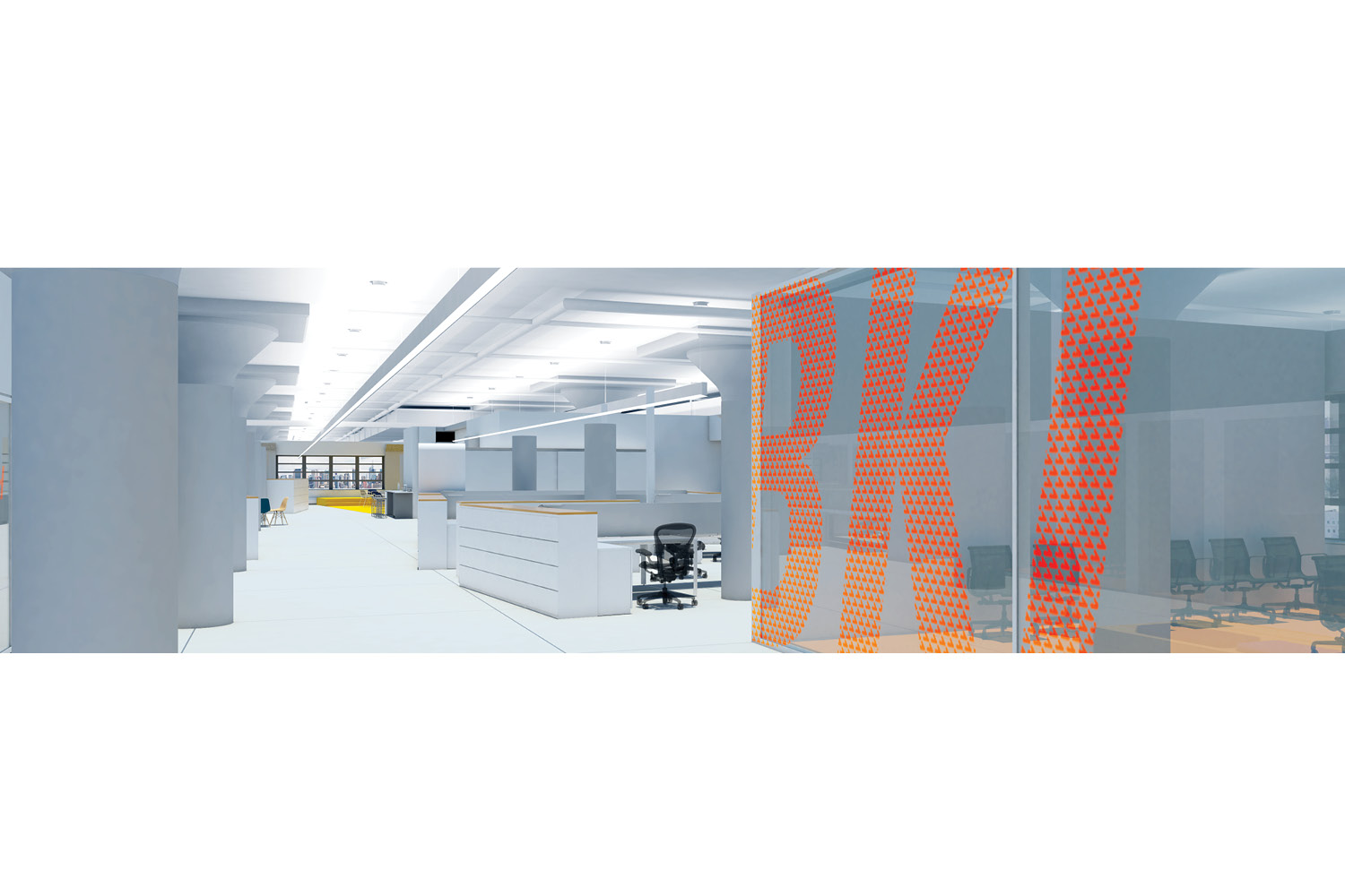 Axis perspective SM+H Architects LLP}