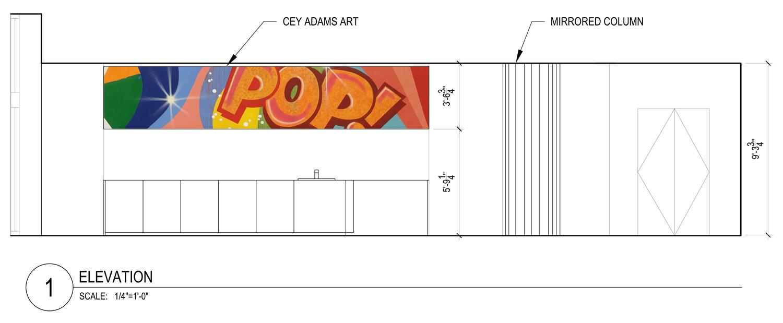 Elevation for Cey Adams Artwork Reddymade}