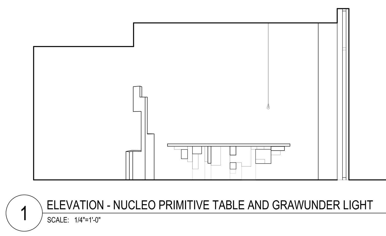 Dining Area Elevation Reddymade}