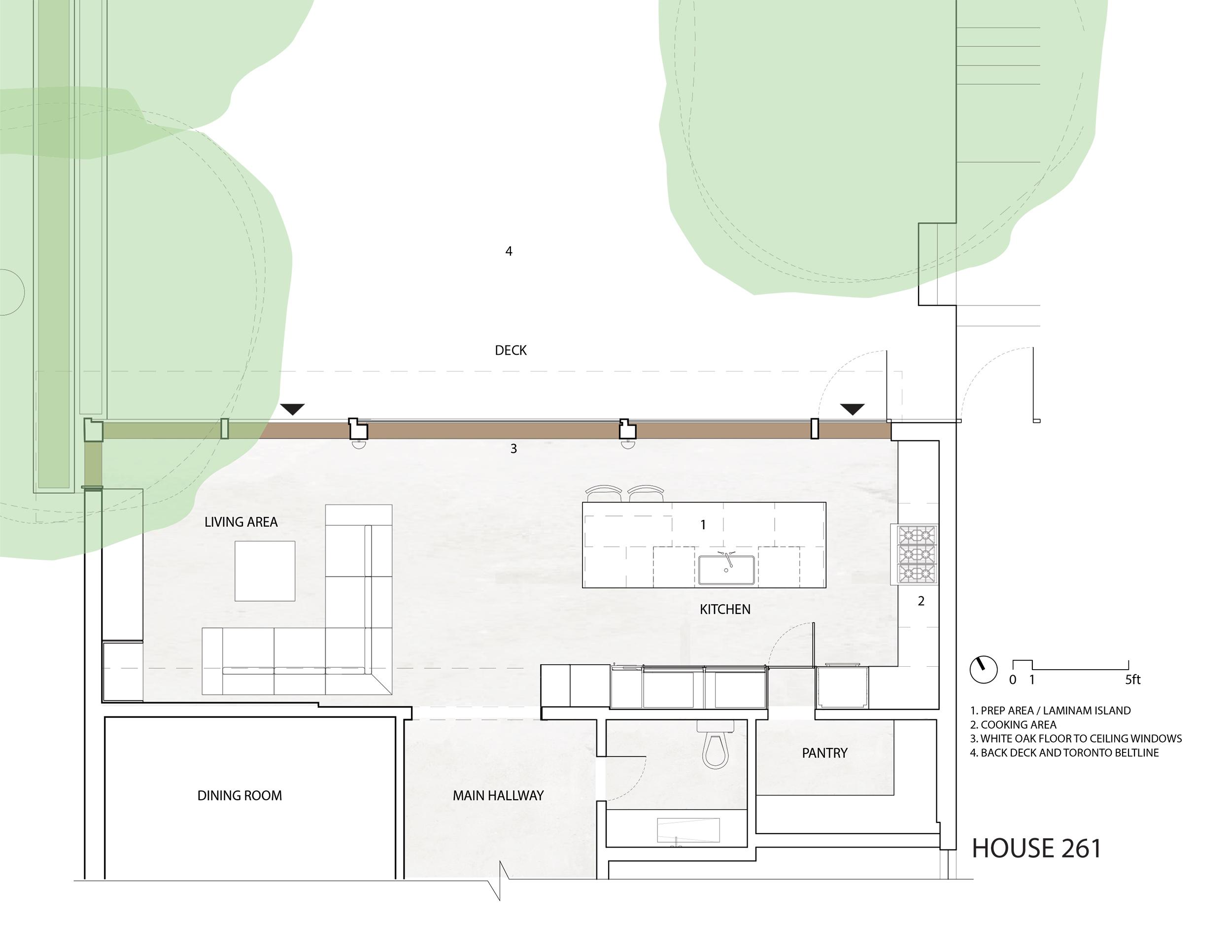 Floor Plan Izen Architecture