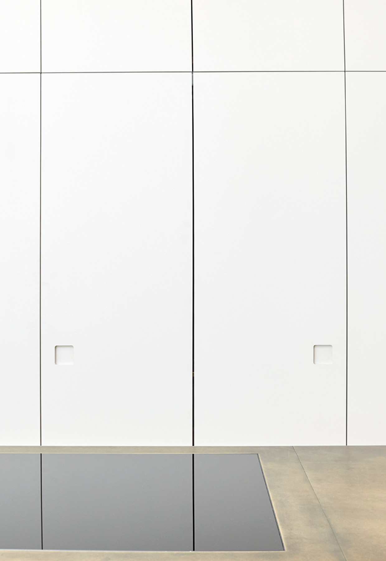 Nuova forma allo spazio - Clear new room Katharina Bohm