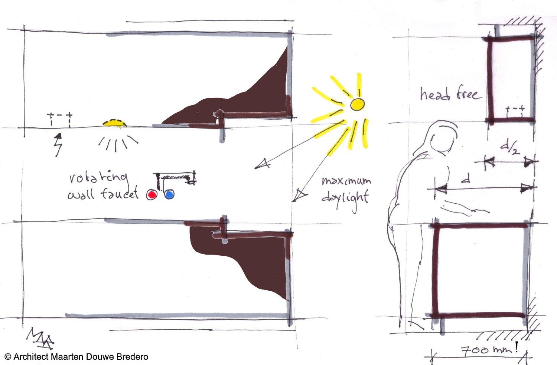 kitchen-blocks-open-up-to-daylight M.D. Bredero
