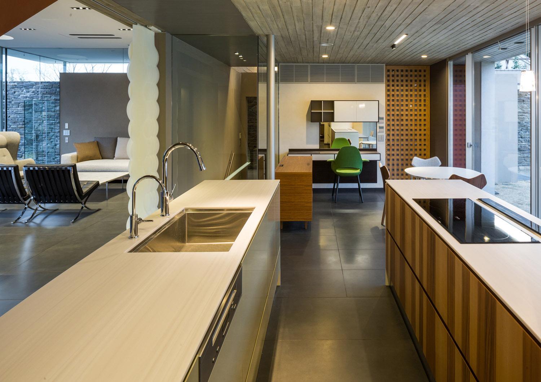 kitchen and family dining room KIAA
