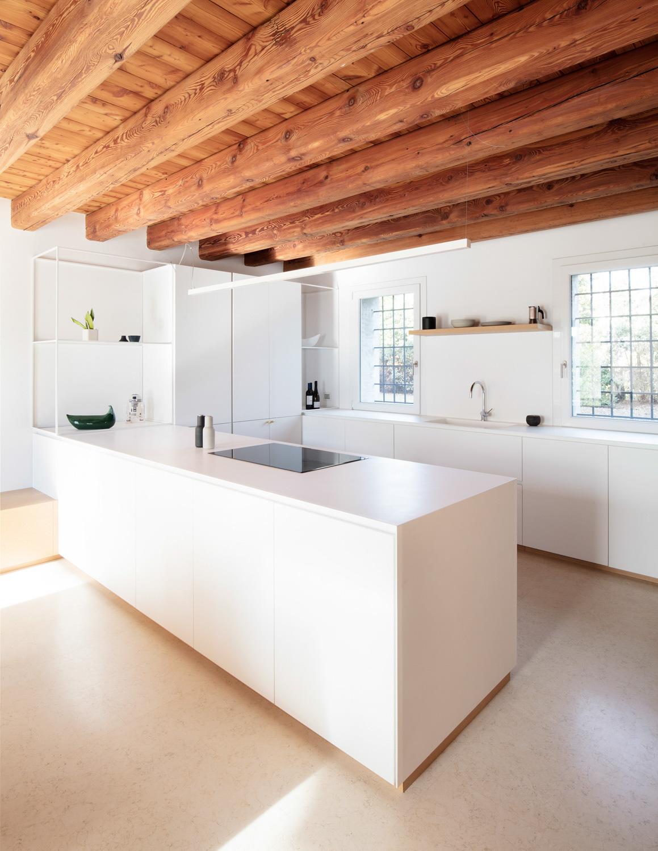 Kitchen Alberto Sinigaglia