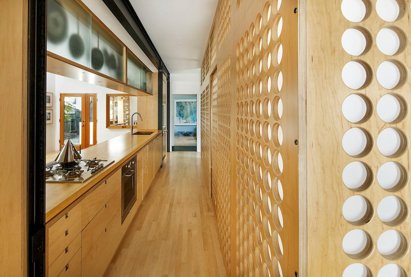 2. Galley between Kitchen Wall and Pantry Bob O'Connor
