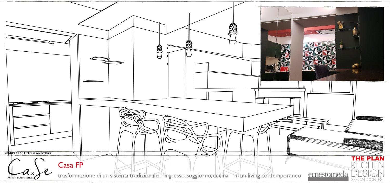 Dettagli di progetto Ca.Se Atelier di Architettura