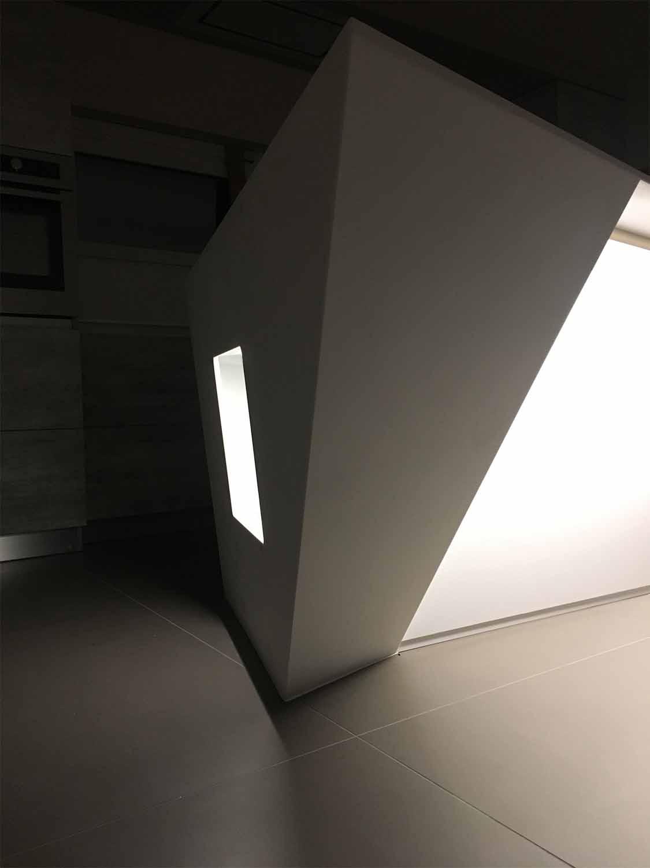 Angolo Monolite illuminato arrighi giuseppe fotografo
