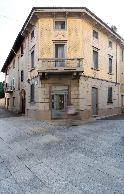vista strada Stefano Bernardoni