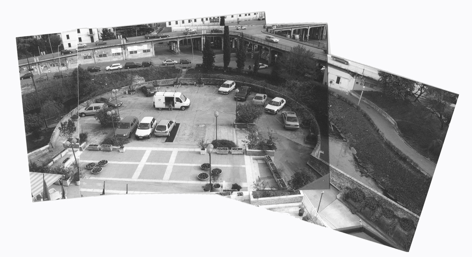 Image of the site before the intervention Arbau Studio}