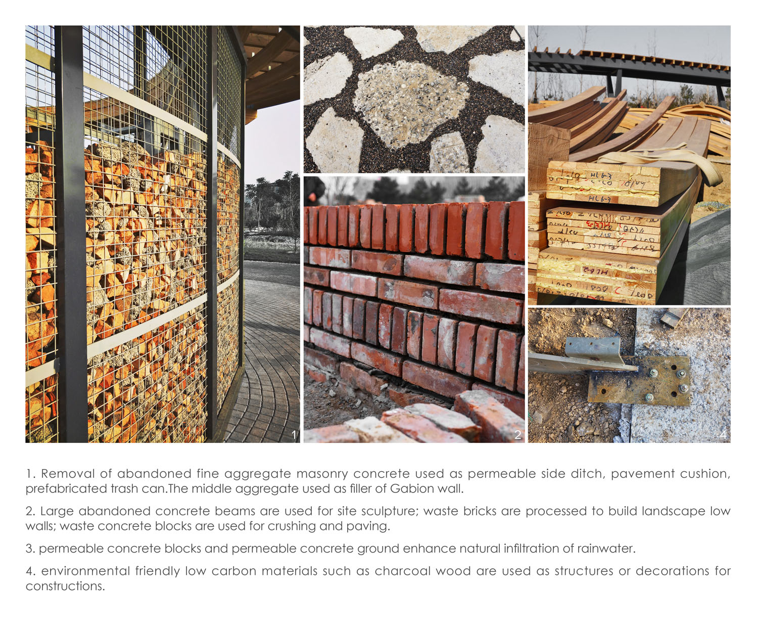 Material , Memory and Sustainability COBBLESTONE}