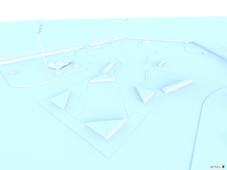View 7b of the virtual layout Roma Capitale - Tommaso Di Pierro}
