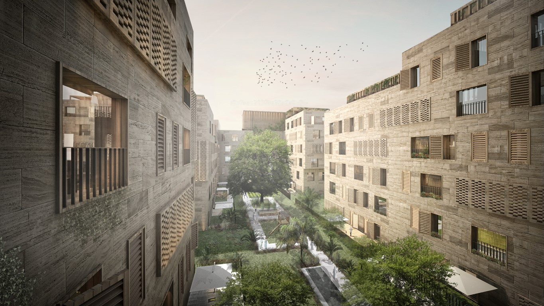 Saudi Arabia Mixed-use Avcı Architects