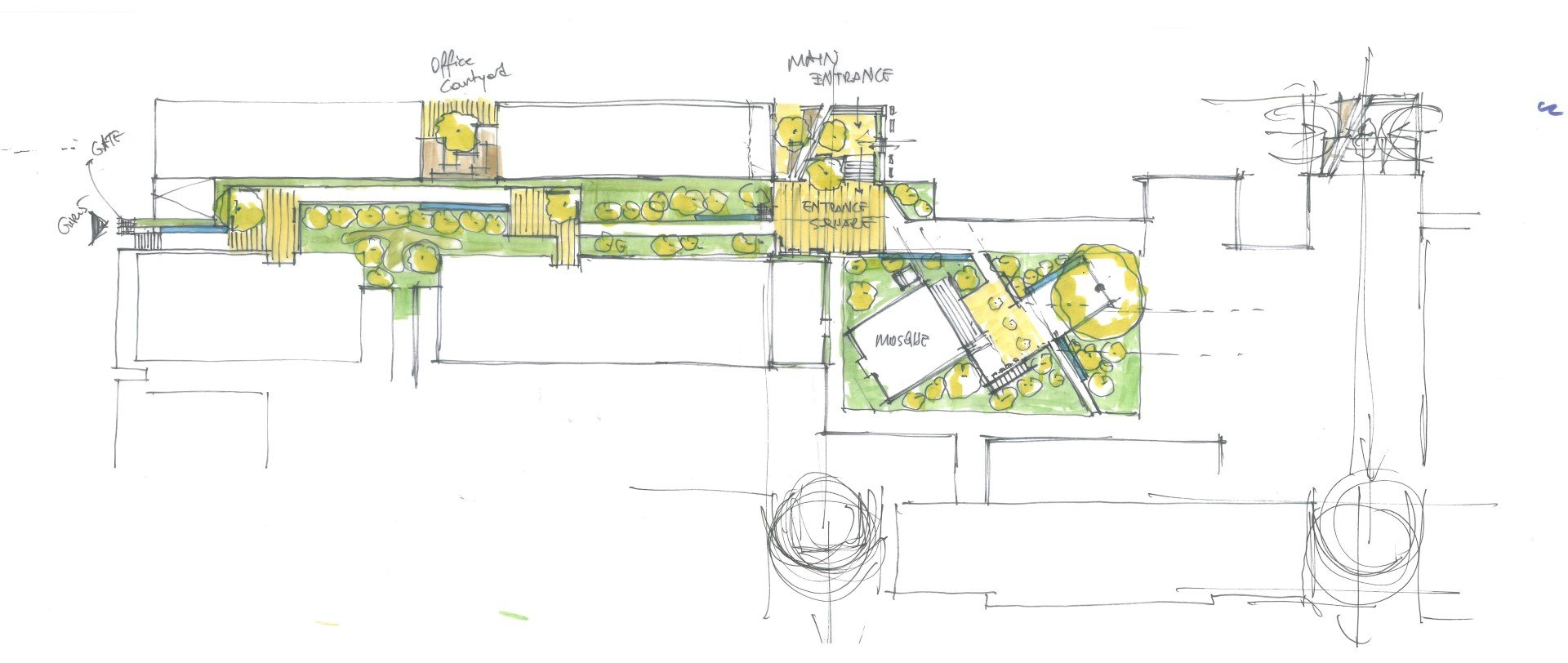 Sketch Site Avcı Architects}