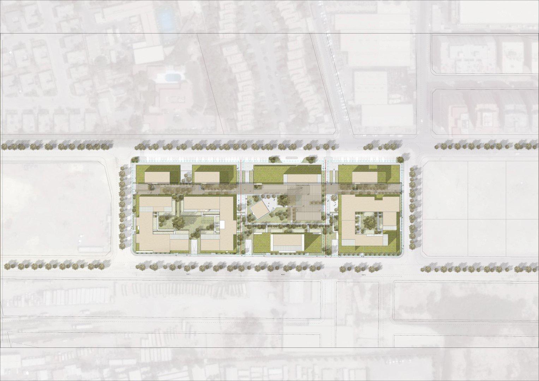 Saudi Arabia Mixed-Use Avcı Architects}