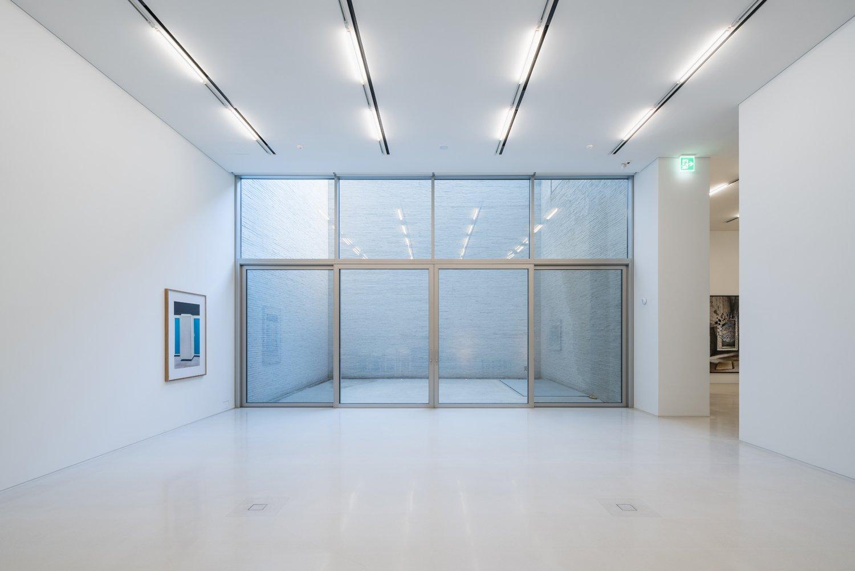 Gallery space Yousub Song - Studio Worlderful, Seoul, South Korea