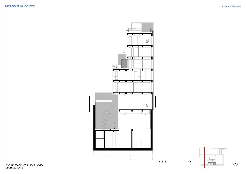Cross section 2 Davide Macullo Architects SA}