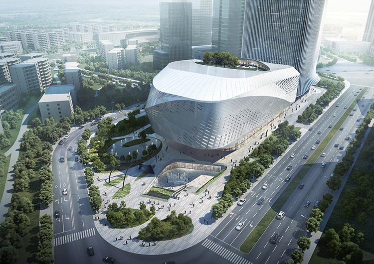 Public space EID Architecture