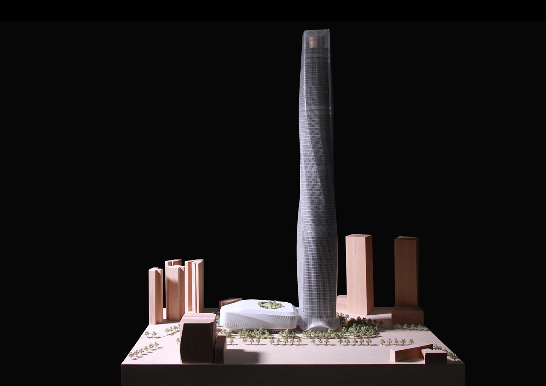 Model study EID Architecture
