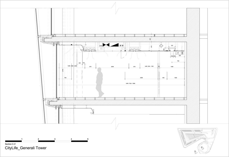 Section C Zaha Hadid Architects}