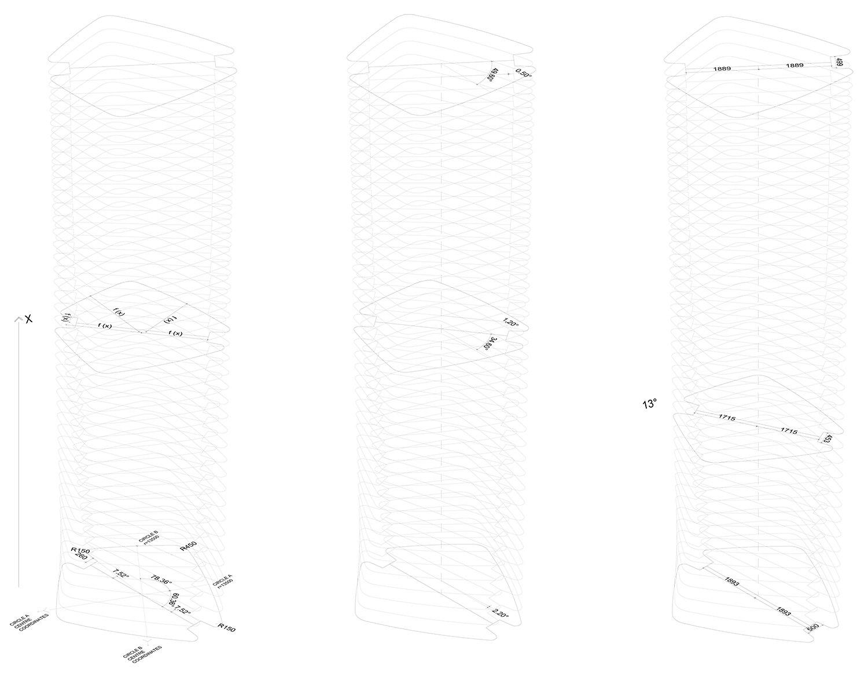 Geometric Rules Axo Zaha Hadid Architects}