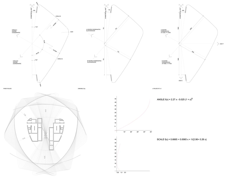 Geometric Rules Plan Zaha Hadid Architects}