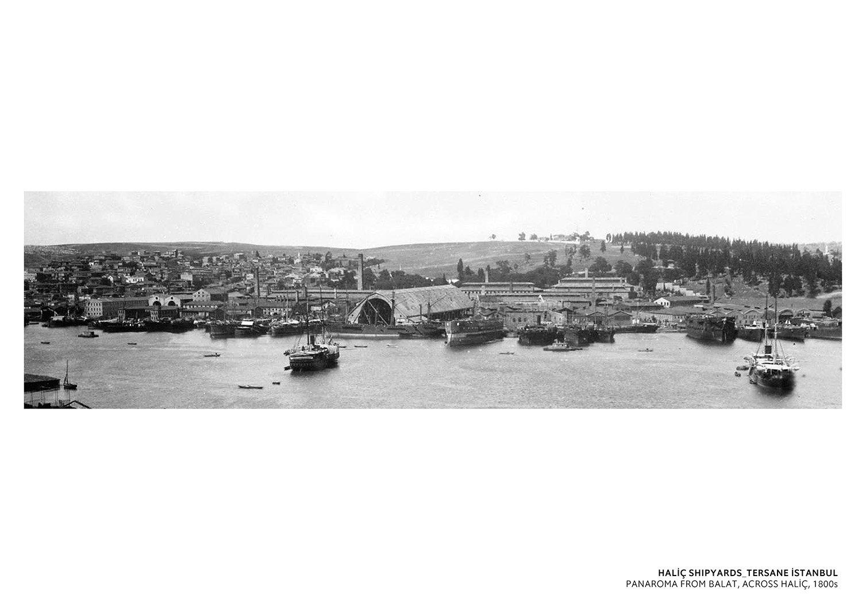 TERSANE ISTANBUL- HALIC SHIPYARDS - HISTORY TABANLIOGLU ARCHITECTS}