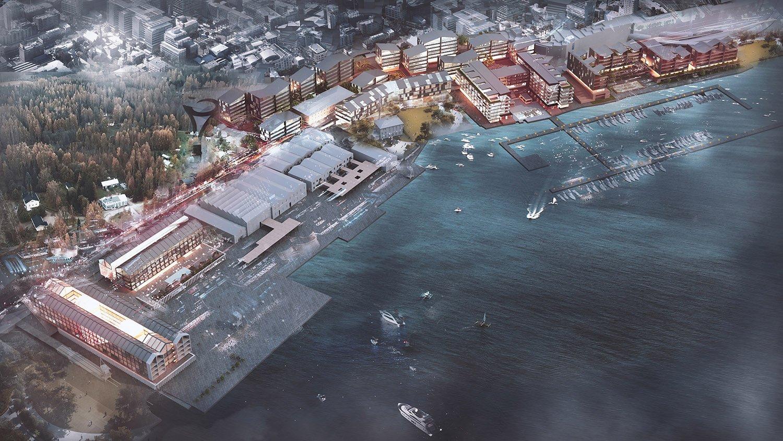 TERSANE ISTANBUL- HALIC SHIPYARDS TABANLIOGLU ARCHITECTS