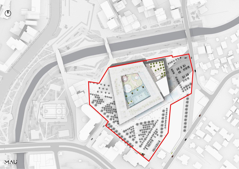 Masterplan MAU Architecture}